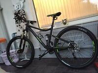 Merida One-Twenty 500 Mountain Bike 2016 - Full Suspension