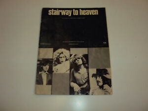 Stairway to Heaven sheet music