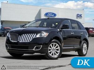 2011 Lincoln MKX AWD w/Leather, Moonroof, Bluetooth, and More!