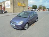 Ford Fiesta 1.4TDCi 2006.5MY Zetec Climate