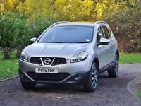 Nissan Qashqai+2 N-Tec Plus IS 1.6 Dciss 5dr DIESEL MANUAL 2012/12
