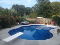 New Swimming Pool Installations, Repairs & More. 204-795-8158