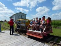 Railway Heritage Day at the Sask. Railway Museum