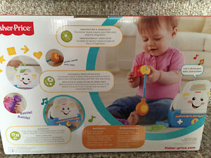 New! Fisher Price laugh & learn sing a song med kit Kitchener / Waterloo Kitchener Area image 2