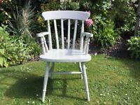 Lovely Carver Chair / Grandad Chair