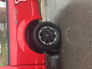 Dick Cepek Tires and Rims