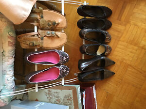 Ladies shoes size 7.5 and 8.