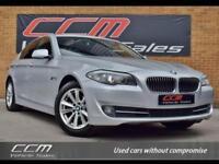 BMW 5 Series 2.0 520D Blue Performance SE 4DR 2012 + 12 MONTHS MOT + WARRANTY +
