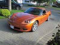 2008 CORVETTE / 6.2L LS3 / 430 plus HP / 19,000 Km / $40,000