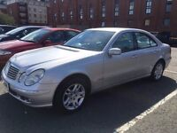 2003 MERCEDES BENZ E320 CDI AUTOMATIC SE FULLY LOADED NEW MODEL PX SWAP