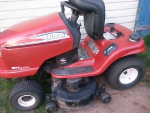 For sale Craftsman 22 horsepower ride-on lawn tractor