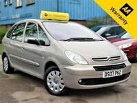 2007 CITROEN XSARA PICASSO 2.0 VTX 16V 135 BHP! P/X WELCOME! 2 F/KEEPERS+AUTO!
