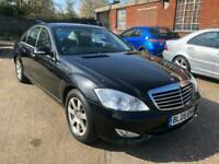 2008 Mercedes-Benz S Class 3.0 S320 CDI 7G-Tronic 4dr Saloon Diesel Automatic