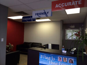 Office Sublease Downtown Fort Sask - Available Immediately