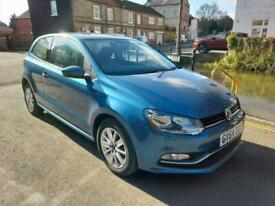 2014 Volkswagen Polo 1.0 BlueMotion Tech SE (s/s) 3dr