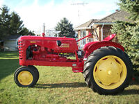 Massey Harris Mustang for sale