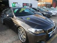 2013 (63) BMW 5 SERIES 3.0 535D M SPORT 4DR AUTOMATIC