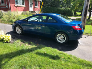 2010 Honda Civic DXG Coupe. Very clean! BBS Rims. Winter tires.