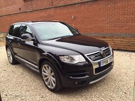 TOUAREG R50 400bhp diesel 1 of only 70 in the uk m3 c63 p/ex swap
