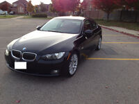 2009 BMW 3-Series Sport Coupe (Red Interior)
