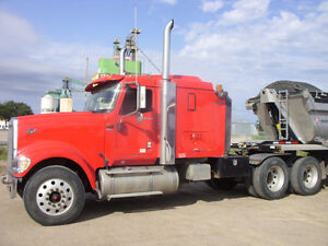 BAILIFF SEIZURE ONLINE AUCTION-- 2005 INT 9900i, Wet Kit