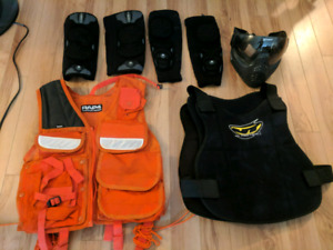 Paintball gear for sale! Lots and lots