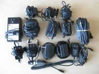 Set Of 14 Misc Adapter/Charger