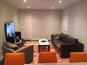 Newly Renovated & Modern 3BDRM (or 2BDRM + OFFICE), 2 Level Home