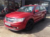 2009 (59) Dodge Journey 2.0CRD auto 7 Seats *2 Keys, 52,000 miles, Up To 51 MPG*