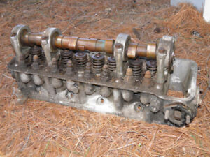 Datsun L-20 Cylinder Head A87 by Nissan
