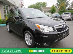 2015 Subaru Forester TOURING AUT AWD A/C MAGS CAMERA TOIT BLUETO