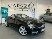 2012 Mercedes-Benz SLK 2.1 SLK250 CDI BlueEFFICIENCY AMG Sport 7G-Tronic Plus (s