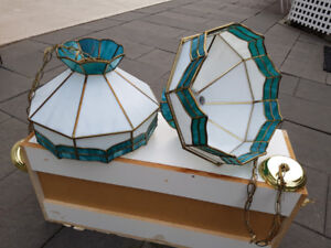 REDUCED TO SELL Beautiful Hanging Light Fixtures