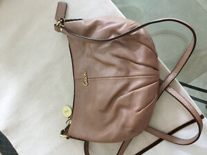 COACH All leather Pristine condition Crossbody