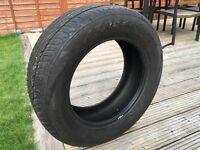 Part worn tyre 215/60R16