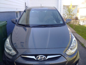 2012 accent loaded winter and summer tires included