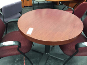 lots of round tables for sale