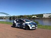 2014 64 RENAULT CLIO 1.6 RENAULTSPORT 5D AUTO 200 BHP
