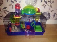 Hamster Cage **Starter Kit**