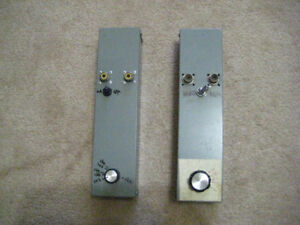 HAM Radio VHF - 2 meter - cavity filter