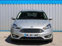 Ford Focus 1.5 Zetec Tdci 2016 (66) • from £49.88 pw