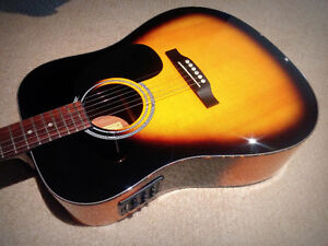 Takamine Jasmine Acoustic/Electric  with Original Case