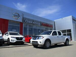 Nissan Frontier SV 4WD Crew Cab LWB Auto 2016