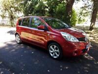 2009 59 Nissan Note 1.4 16v N-TEC New Model a/c,cruise new mot £2795