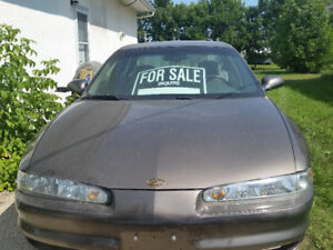 99 Intrigue Oldsmobile 153000 km clean running car