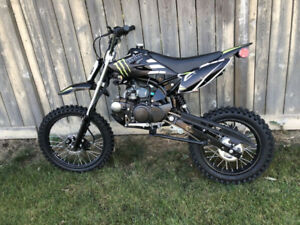 125CC DIRTBIKE!! MANUAL!! BRAND NEW UNITS!! MONSTER EDITION!$650