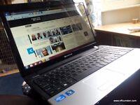 Packard Bell TE laptop