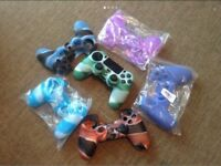 PS4 Protective Controller Gamer Gel Skins NEW