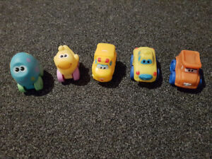 Fisher Price mini cars