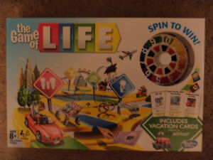 The Game of Life- Brand New!